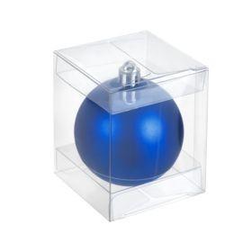 Прозрачная коробка для пластиковых шаров 6 см