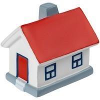 Сквиши-антистресс «Домик», с красной крышей