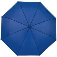 Зонт складной Monsoon, ярко-синий