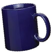 Кружка Promo, темно-синяя