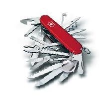 Офицерский нож SWISSCHAMP 91, красный