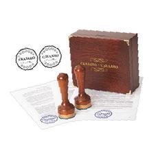 Набор эксклюзивных печатей в шкатулке «Сказано - сделано»