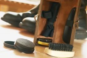 Набор для чистки обуви «Блеск»