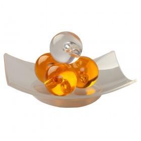 Антистресс Harmonibrium, оранжевый