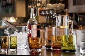 Набор малых стаканов для виски Gusto