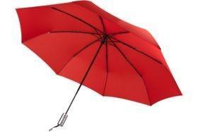 Зонт складной Unit Fiber, красный