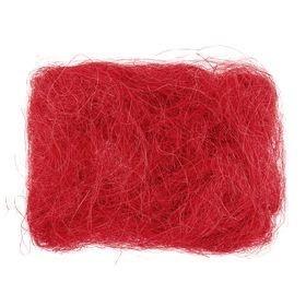 Сизаль, красный