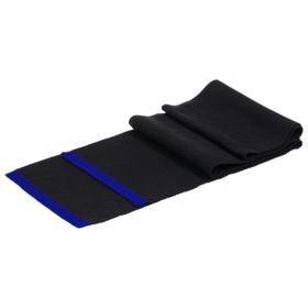 Шарф Best, черно-синий