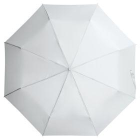Зонт складной Unit Basic, белый