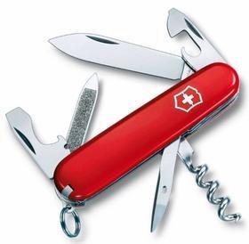 Армейский нож Sportsman 84, красный