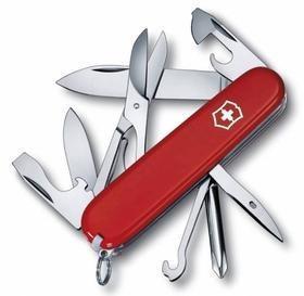 Офицерский нож Super Tinker 91, красный