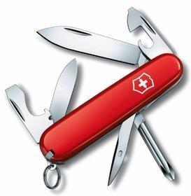 Армейский нож Tinker Small 84, красный