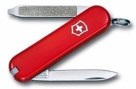 Нож-брелок Escort 58, красный