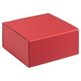 Коробка Shine раскладная на магнитах, красная