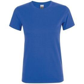 Футболка женская REGENT WOMEN, ярко-синяя