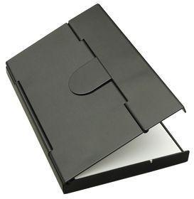 Футляр для визитных и кредитных карточек Stand, черный