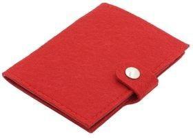 Обложка для паспорта Felt, красная