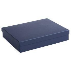 Подарочная коробка Giftbox, синяя