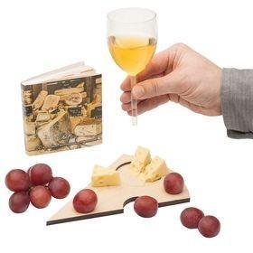 Набор для сыра и вина «Лакомый кусочек»