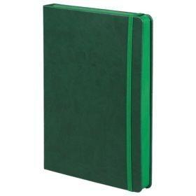 Ежедневник Factor, недатированный, зеленый