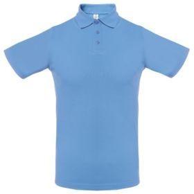 Рубашка поло Virma Light, голубая
