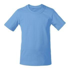 Футболка детская T-Bolka Kids, голубая