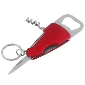 Мультитул Opener, красный