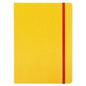 Ежедневник Reggae, недатированный, желтый
