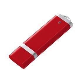 Флешка Memo, 8 Гб, красная