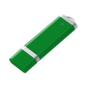 Флешка Memo, 8 Гб, зеленая