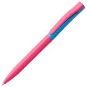 Ручка шариковая Pin Special, розово-голубая