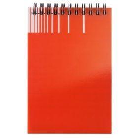 Непромокаемый блокнот Gus, оранжевый