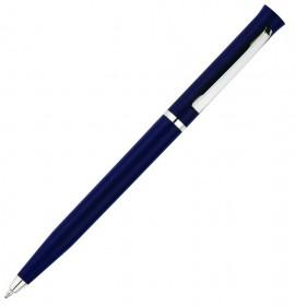 Ручка шариковая Euro Chrome, синяя