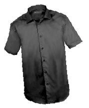 Футболки мужские, рубашки - Рубашка мужская с коротким рукавом BROADWAY...